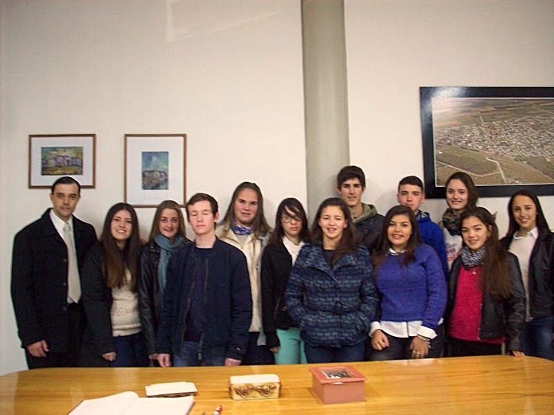 Asumió el nuevo Concejo Deliberante Juvenil de Cerrito