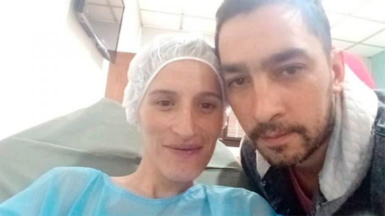 Fue exitoso el trasplante a Yamila y atraviesa horas cruciales