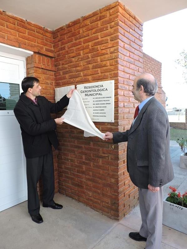 Apertura de la Residencia Gerontológica Municipal