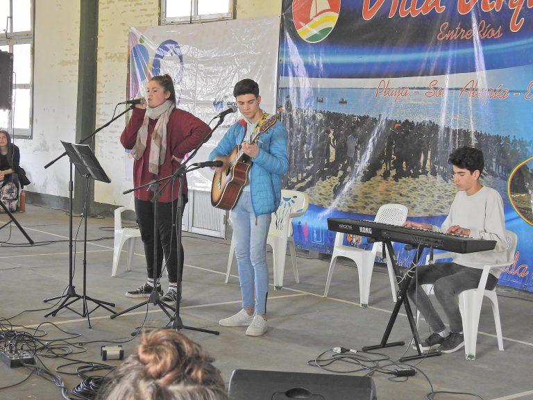 Excelente participación en los Evita Culturales