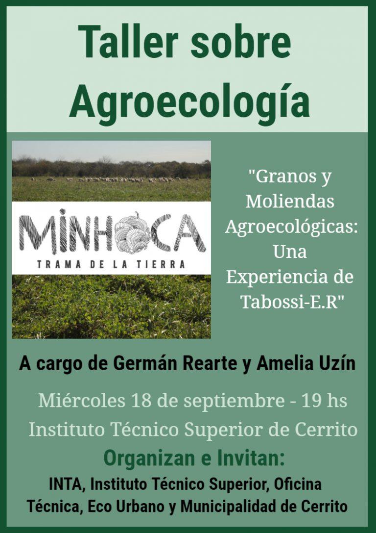 Taller sobre Agroecología: 2º encuentro