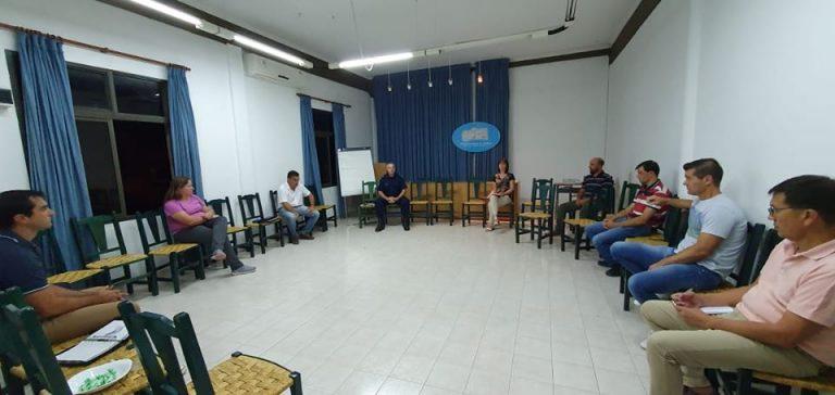 Defensa Civil: situación actual en Cerrito