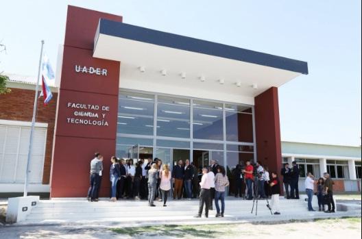UADER implementó cursado obligatorio en aulas virtuales