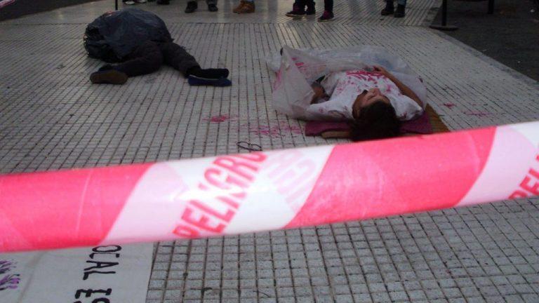 Números que duelen: 96 femicidios en 100 días