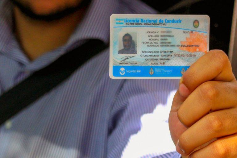 Licencias de conducir: podrán realizarse con turno previo