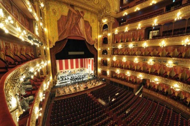El Teatro Colón cumple 112 años y lo festejará con una transmisión