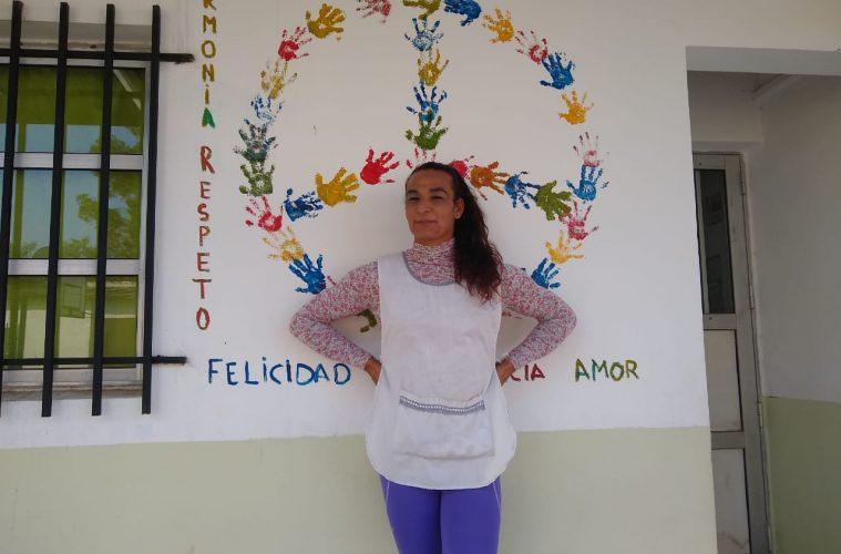 Perla Alegre, la primera ordenanza trans