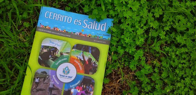 """Se presentó la Revista """"Cerrito es Salud"""""""