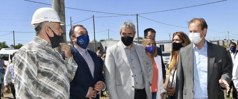 """""""Se crearán 2.200 viviendas en ciudades grandes de Entre Ríos"""""""