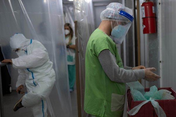 Coronavirus. Nuevo record: 23.683 infectados