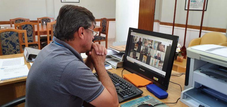 Intendentes Vecinalistas se reunieron con el Gobernador y sus Ministros