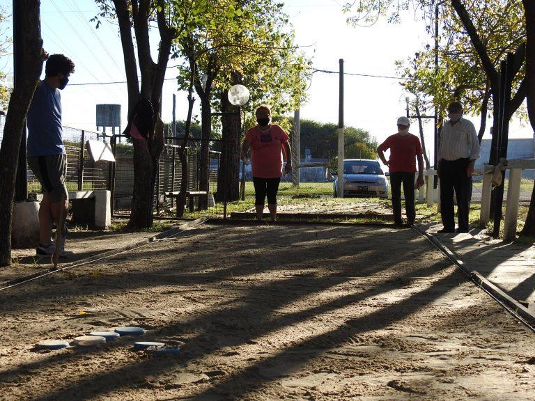 Actividades deportivas en Cerrito