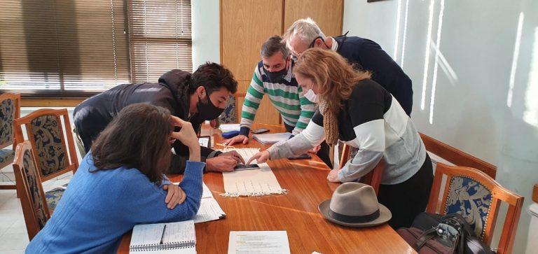 Se planifican actividades a través del Programa Cerrito Más Verde
