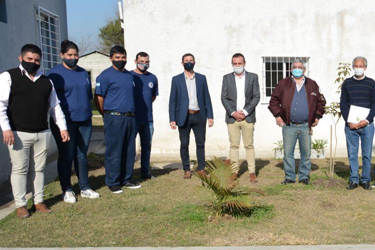 Quedó constituida la Asociación Civil de Bomberos Voluntarios en Pueblo Brugo