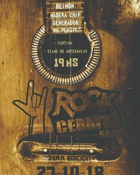 Tarde de rock en Cerrito