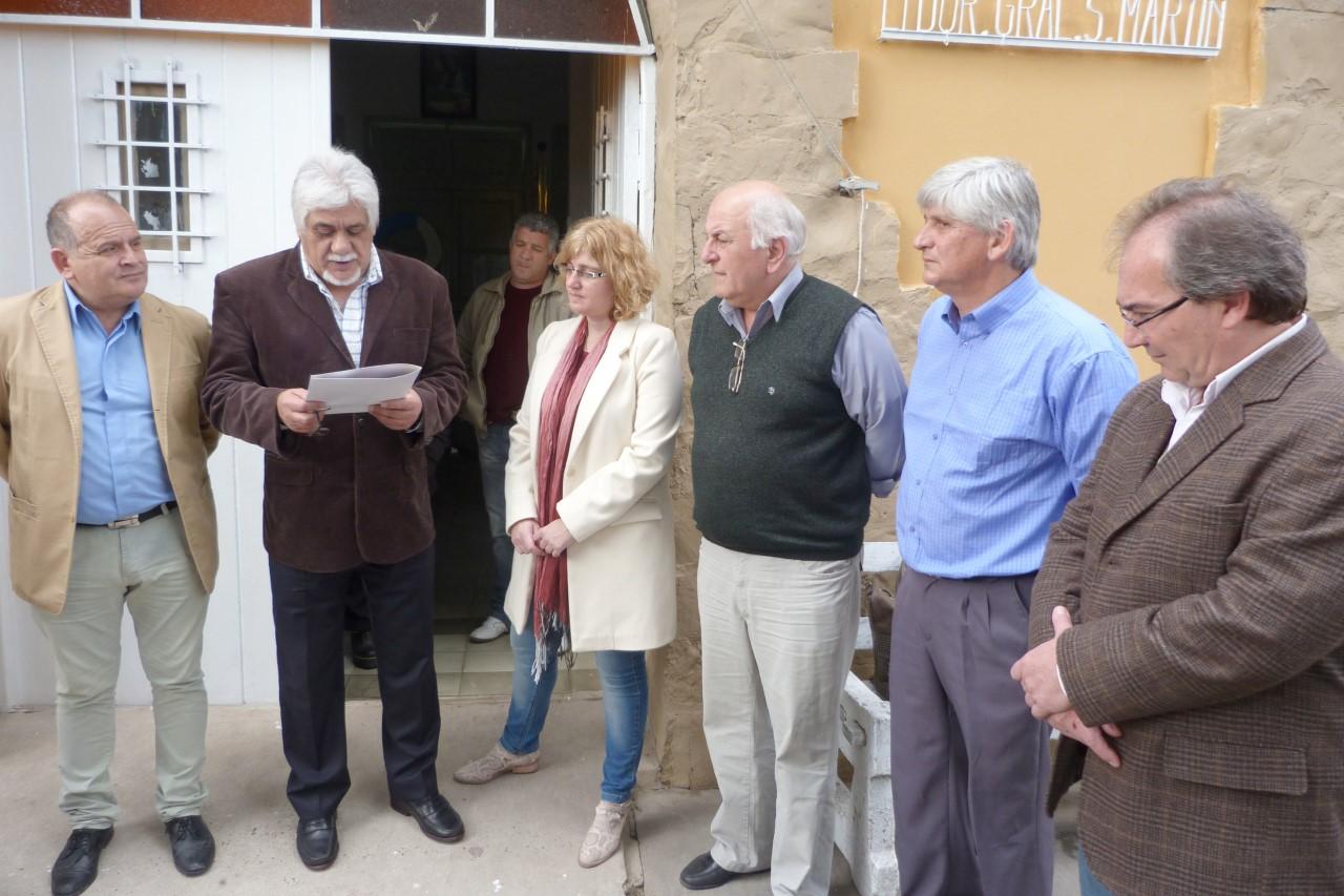 El hospital de Pueblo Brugo tiene nuevo director