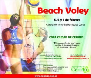 BEACH VOLEY 2016