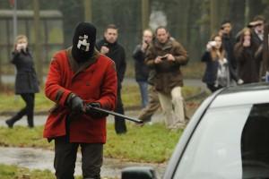 Escena de la serie televisiva Black Mirror