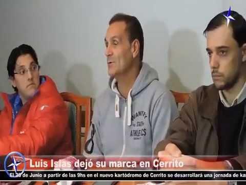 Brújula TV – Luis Islas dejó su marca en Cerrito