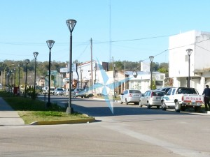 calles de cerrito