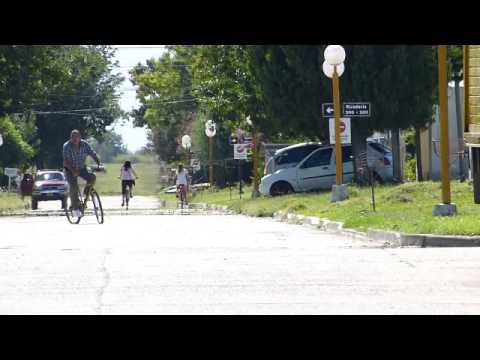 Campaña de concientización en Cerrito para el adecuado transito en bicicleta