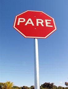 Es tiempo de apuntar a la Seguridad Vial en Cerrito