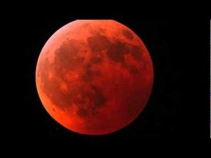 Eclipse Total de Luna: 15 de Abril de 2014