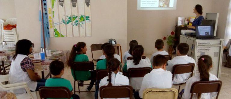 Inició el ciclo de actividades de educación ambiental