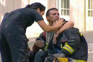 Urgente – Tragedia en Barracas – Incendio y muerte.