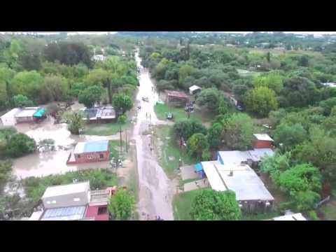 Inundación de La Paz en imágenes