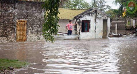 Lluvias e inundaciones: preocupa la posible proliferación de enfermedades
