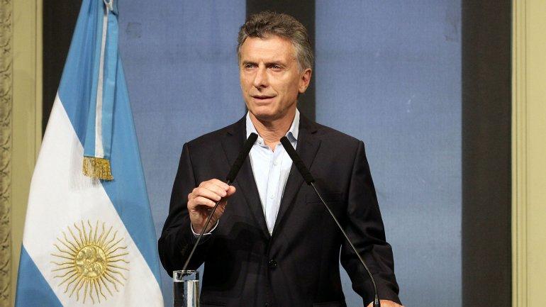 Macri, internado en Olivos por una arritmia