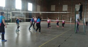 mazi voley
