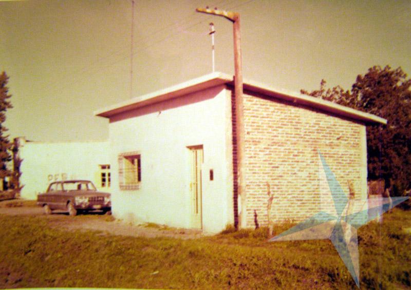 Homenaje a Yaryez por los 40 años del municipio de Cerrito