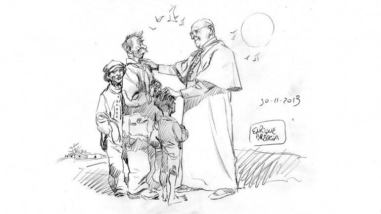 Un año con Francisco, el Papa innovador