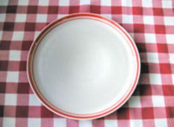 plato vacio