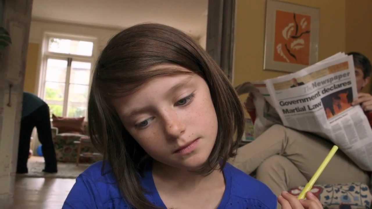 Un extraordinario spot producido por la organización Save The Children muestra lo que padecen miles de chicos en el mundo por las guerras.