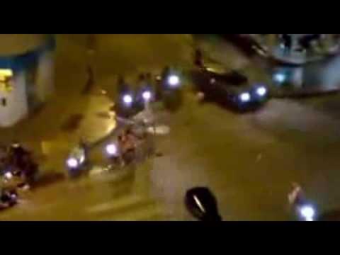 Video impresionante de los saqueos en la ciudad de Córdoba