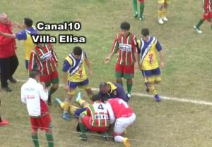villa elisa - futbol