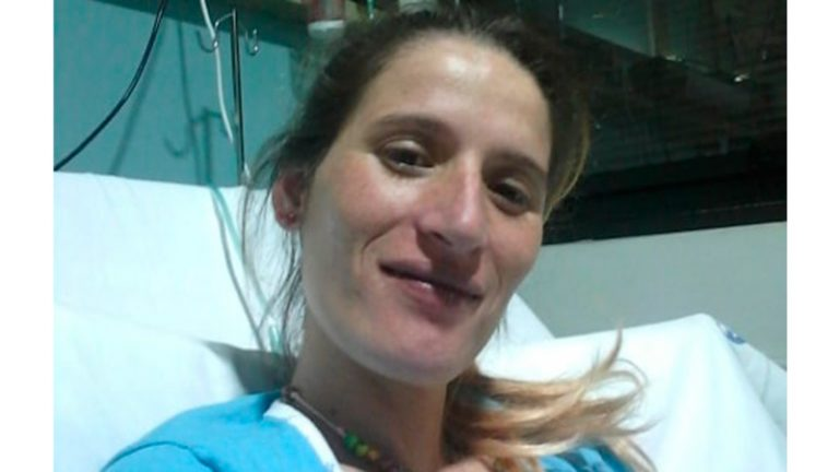 «Puedo respirar sola»: afirmó Yamila