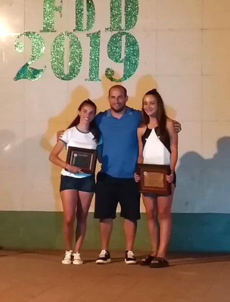 Angelina Hillairet, deportista destacada 2019