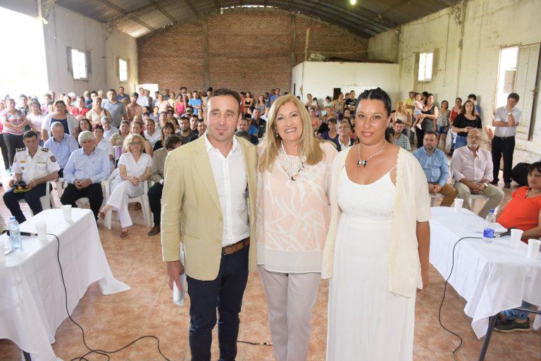 Asumieron los intendentes de los cinco nuevos municipios de Entre Ríos