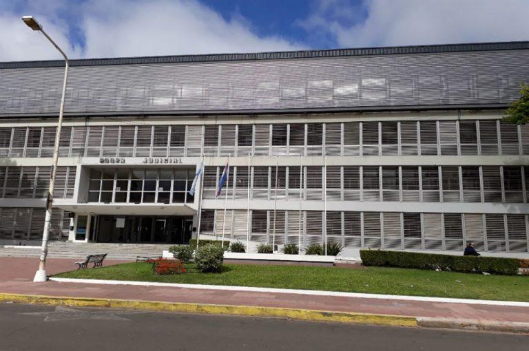 Covid-19: Activan protocolo en Tribunales por caso sospechoso