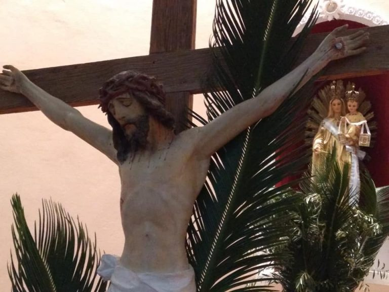 Celebrar Semana Santa desde el hogar