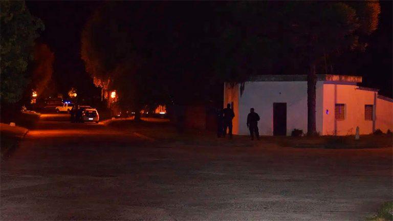 Violencia y asesinato en Cerrito