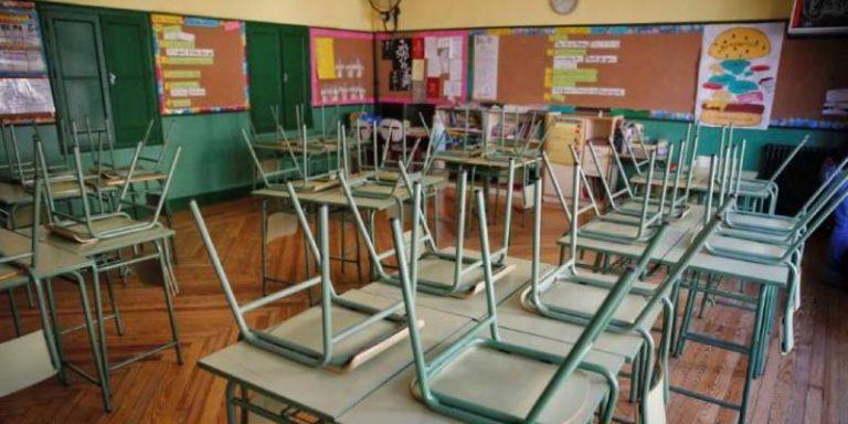 Volver a clases,»es un escenario realista»