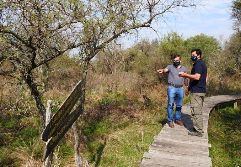 Reserva Natural: se proyectan mejoras