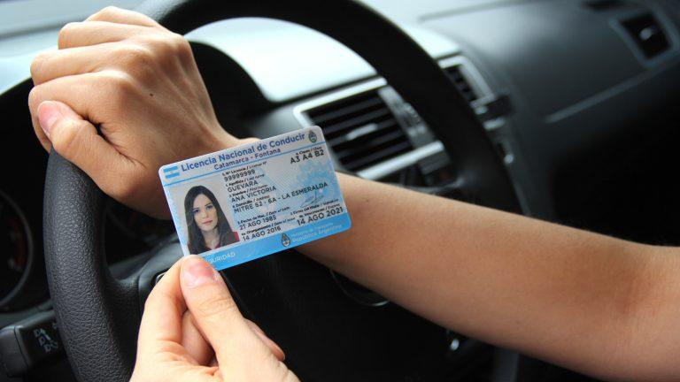 Se posterga la emisión de turno para licencias de conducir