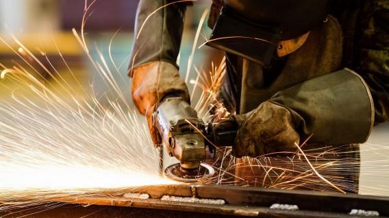 Entrenamiento laboral en metalmecánica