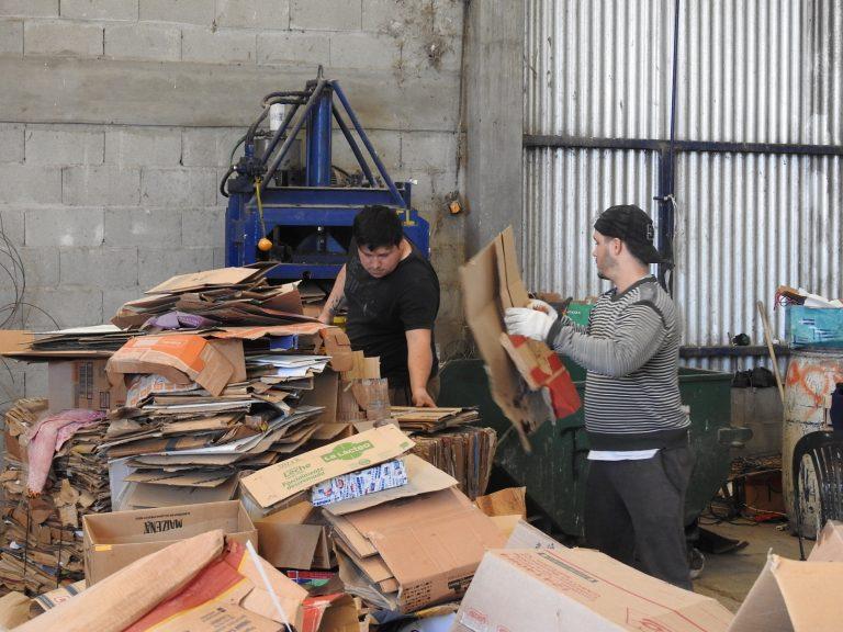 Cerrito: cómo realizar la correcta diferenciación de residuos